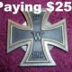 Toovy's Ban On Nazi Militaria