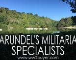 ARUNDEL'S MILITARIA SPECIALISTS